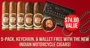 5-Pack & Accessories Free