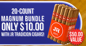 20 Magnums Only $10.00