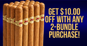 Get $10.00 Off Any 2-Bundle Purchase of Dominican Alternative Overruns!