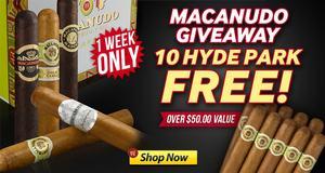 Macando Giveaway