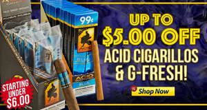 This Week, Get Up To $5.00 Off ACID!