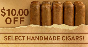 $10.00 Off Handmades