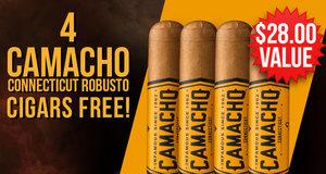 4 Camacho Robustos Free