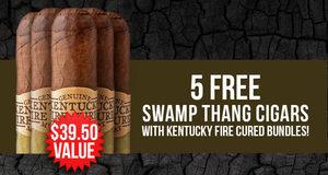 5 Free Swamp Thang