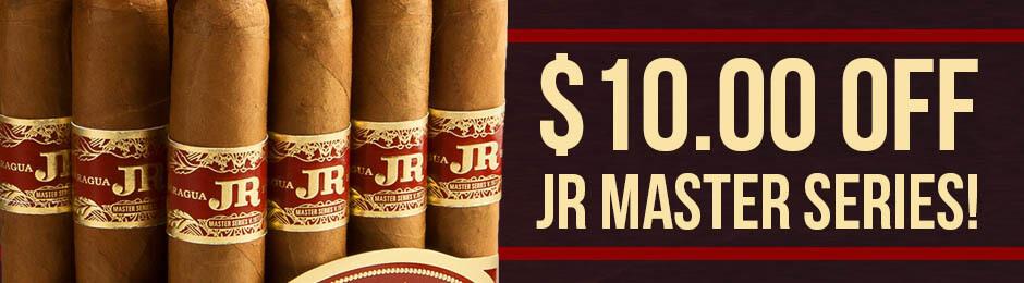 $10.00 Off Bundles of JR Master Series!