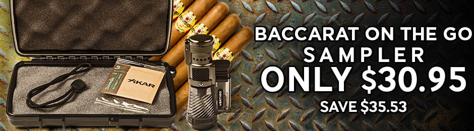 Baccarat On The Go Only $30.95!