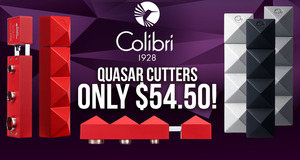 Colibri Cutters Only $54.50