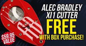 Alec Bradley Cutter Free