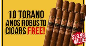 Torano 10-Pack Free