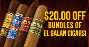 $20.00 Off El Galan