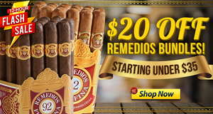 $20.00 Off Remedios For 12 Hours Only!