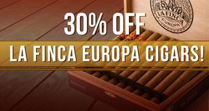 30% Off La Finca Europa Boxes!
