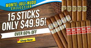 For 12 Hours, Get The Monte-Juli-Nudo Collection For Under $50!