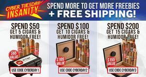 Free Humidor & Cigars