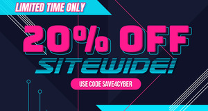 20% Off & Free Shipping