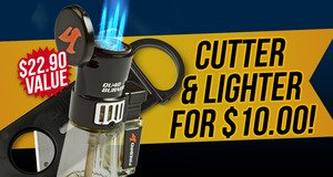 Cutter & Lighter Only $10.00