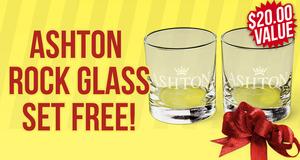 Ashton Glass Set Free