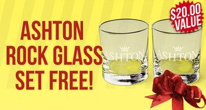 Ashton Glass Set Free