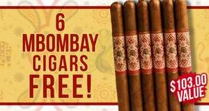 Mbombay 6-Pack Free