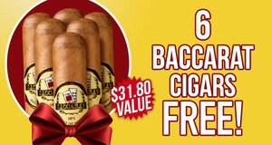 Baccarat 6 Pack Free