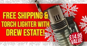 Shipping + lighter Free