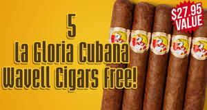 5 La Gloria Wavells Free