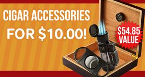 Accessories Only $10.00