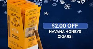 $2.00 Off Havana Honeys