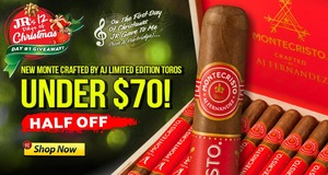 12 Days Of Christmas Day 1: New Limited Edition Monte By AJ Toros Under $70!