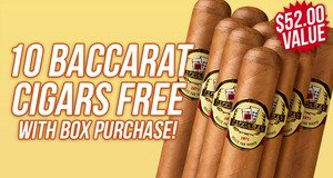 Baccarat 10-Pack Free