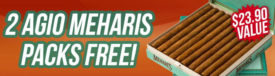 2 Meharis Packs Free With Sleeve Purchase!
