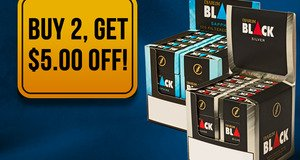 $5.00 Off Purchase of 2 Djarum Filtered Units!