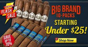 For 12 Hours, Big Brand 10-Packs Starting Under $25!
