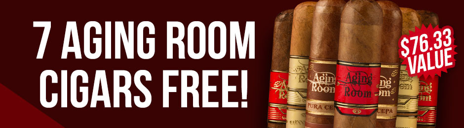 Aging Room 7-Count Assortment Free With Box Purchase!