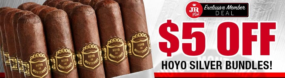 JR Plus Members Get $5 Off Hoyo Silver Foil Bundles + Free Shipping!