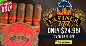 For 12 Hours Only, Get 10 La Fincas For $24.95!