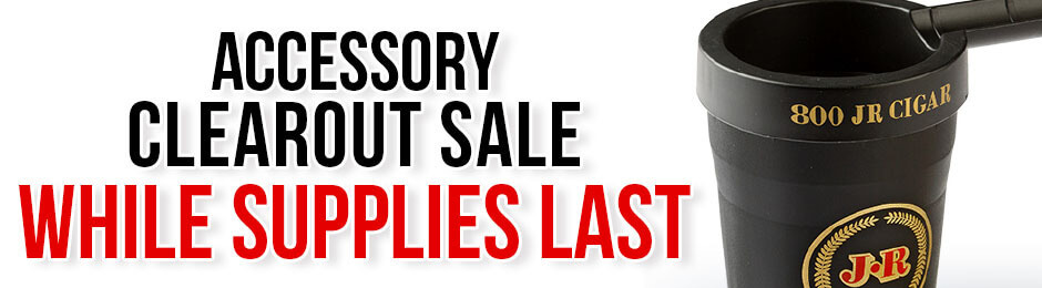 Accessory Clearout Sale While Supplies Last!