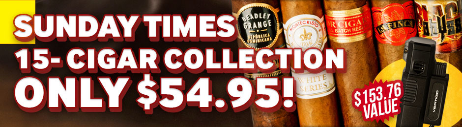 Sunday Times 15-Count Collection Only $54.95!
