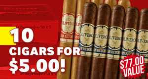 10-Pack For Only $5.00 More With Aging Room Boxes!