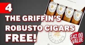 4-Pack Free With The Griffin's Boxes!