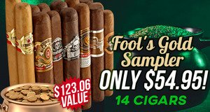 Fool's Gold 14-Count Sampler Only $54.95!