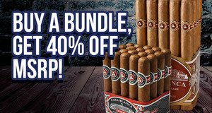 40% Off MSRP On Casa Blanca Bundles!