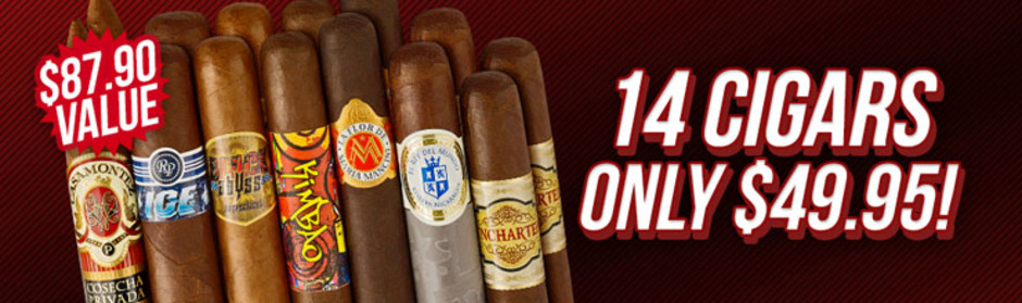 JR Exclusive Sampler Only $49.95!