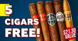 5-Pack Free With Purchase Of Select 10-Packs!