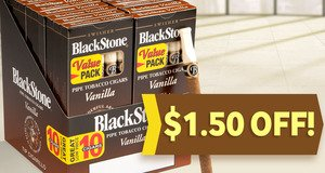 $1.50 Off Select Blackstone Tipped Units!