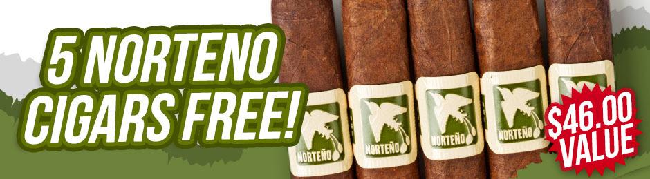 Free Herrera Estelí Norteno Coronita 5-Pack + Free Shipping!