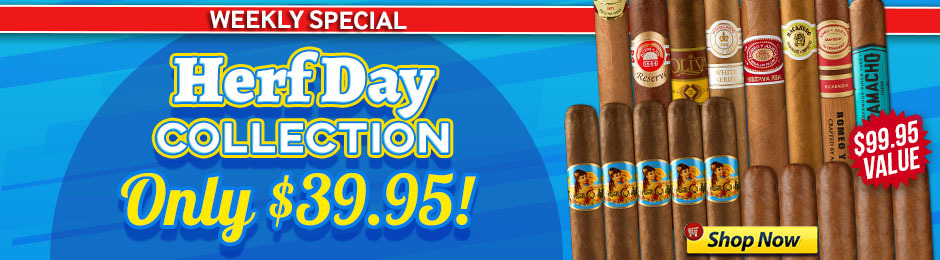 Weekly Special: New Money Saving Cigar Offer Every Wednesday
