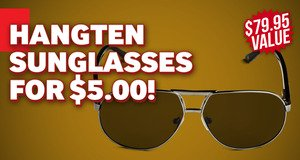 HangTen Sunglasses For $5