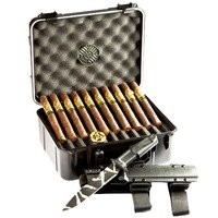 Cigar Samplers Gurkha Special Ops With Knife And Coin