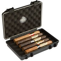 Cigar Samplers Special Gurkha Humidor With 5 CIgars